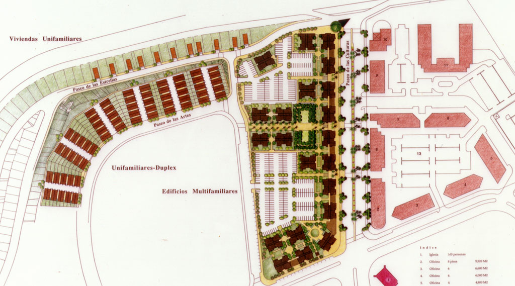 Bosque-Site PLan Phase 1