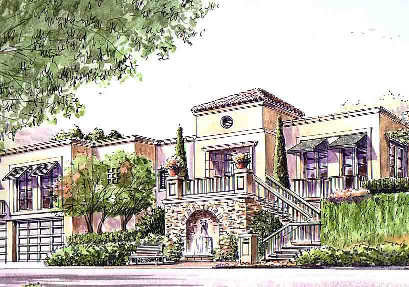 roseland rendering